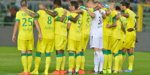 Match FC Nantes RC Lens en direct live streaming