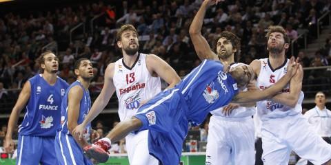 Match Basket France vs Espagne en direct live streaming