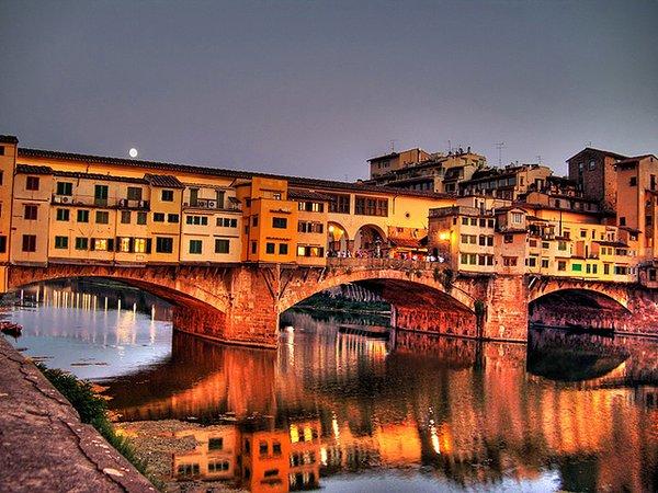 Ponte Vecchio (Florence, Italie)