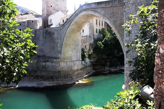 Stari Most (Mostar, Bosnie Herzegovine)