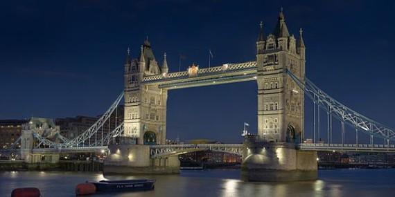 Tower Bridge (Londres, UK)