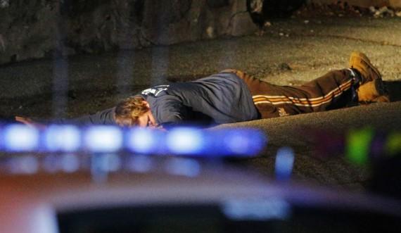 Boston: Fusillade à Watertown