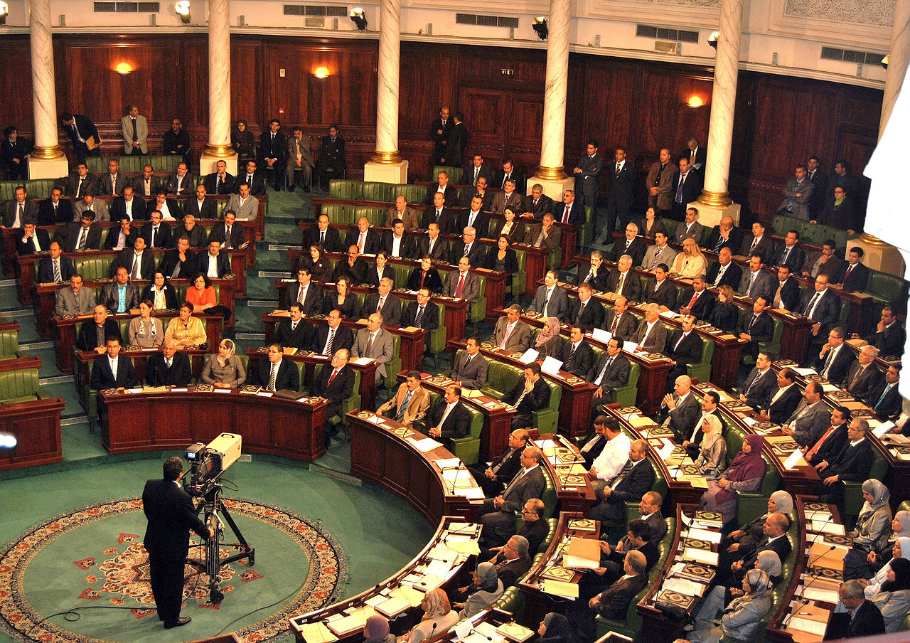 Assemblée Nationale Constituante - Tunisie