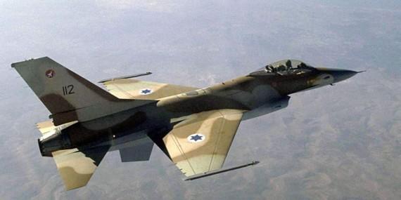 Israël lance des roquettes contre la Syrie
