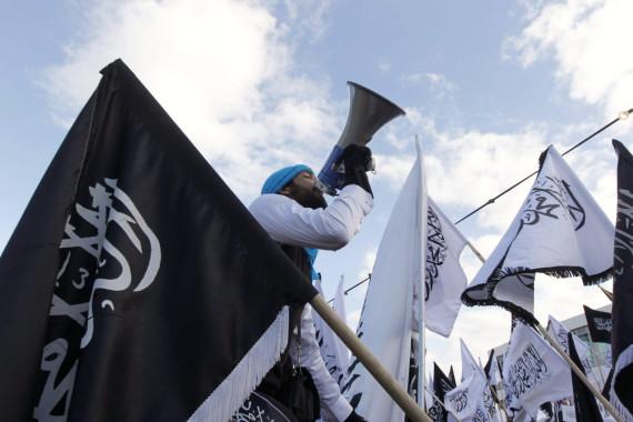 Affrontements entre Salafistes et Police au Bardo