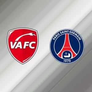 Match Valenciennes PSG en streaming