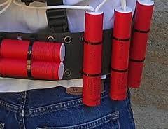 ceinture explosive