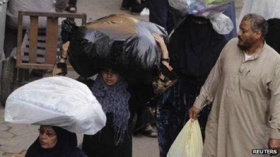 L'enquête portait sur les droits des femmes dans le sillage des soulèvements arabes