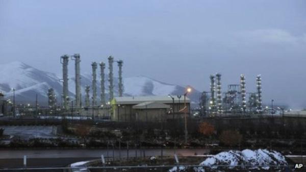 L'usine l'Iran à Arak reste une question controversée