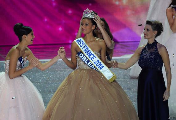 Flora Coquerel - Miss-France-2014