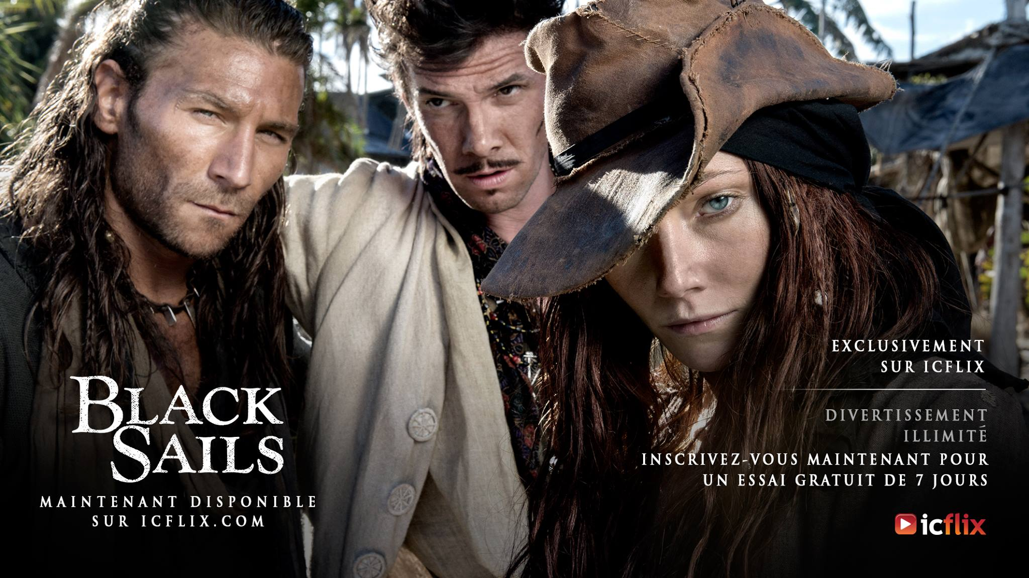 Série Black Sails