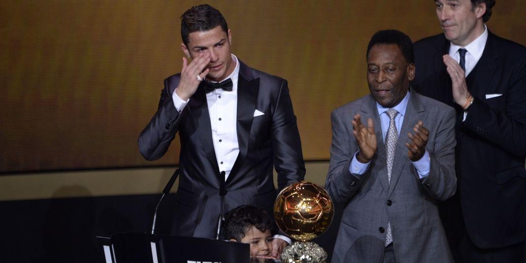 Cristiano Ronaldo - Pelé