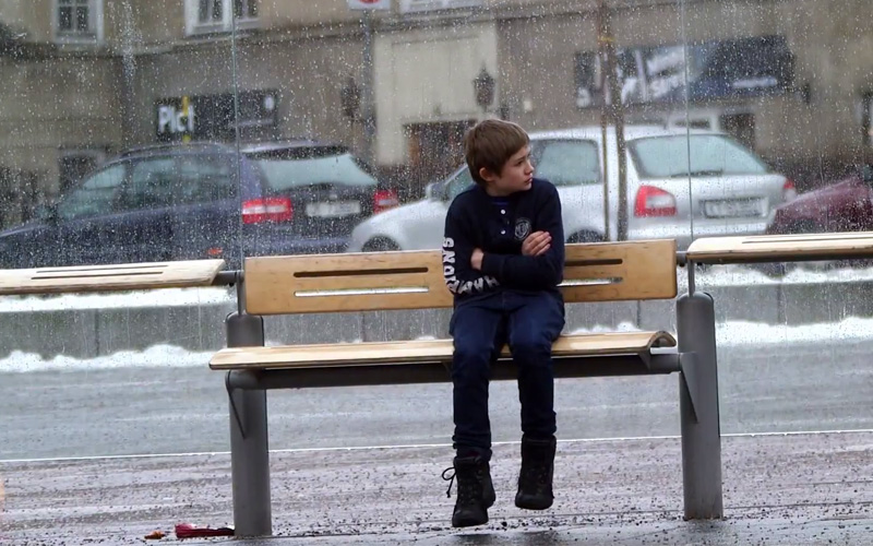 Sensibilisation contre le froid en Norvège