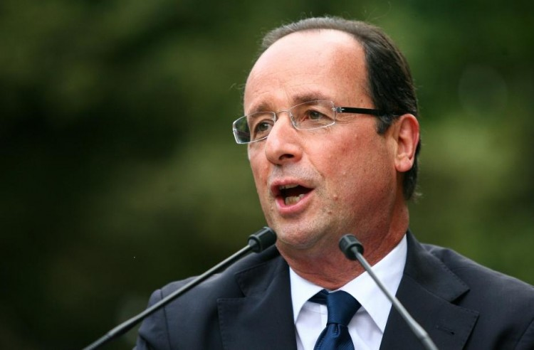 Françcois Hollande