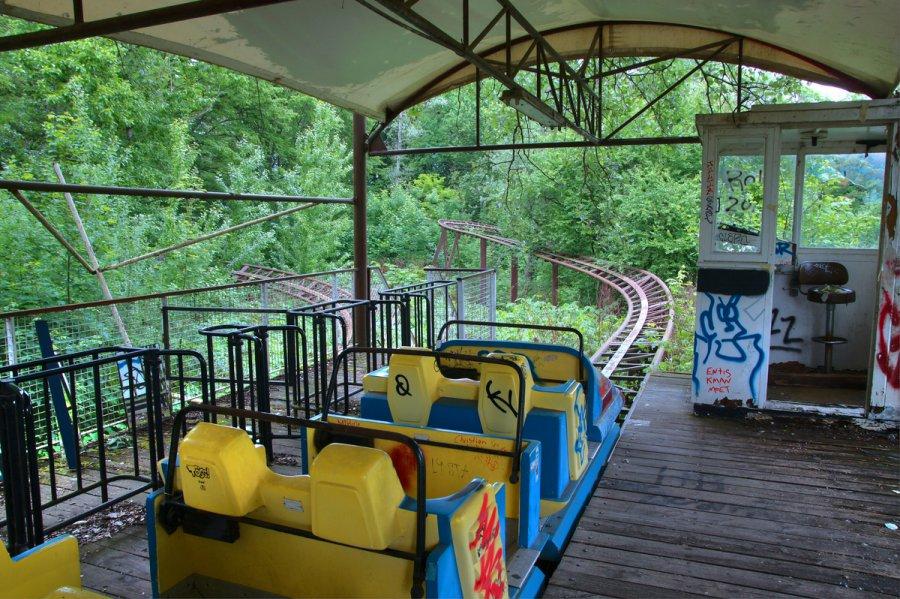 le parc a été mis en vente sur e-Bay
