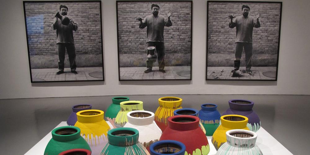 les création d' Ai Wei Wei