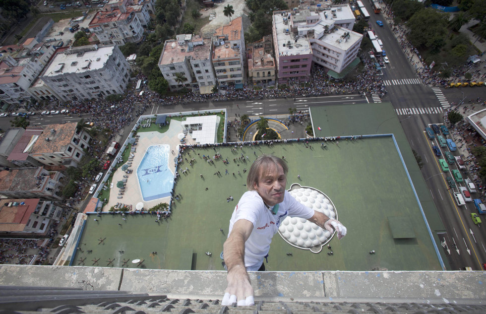 Alain Robert: le Spider-Man