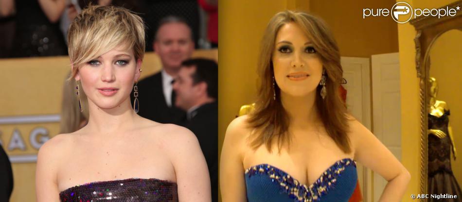 Kitty débourse un argent fou pour ressembler à Jennifer Lawrence