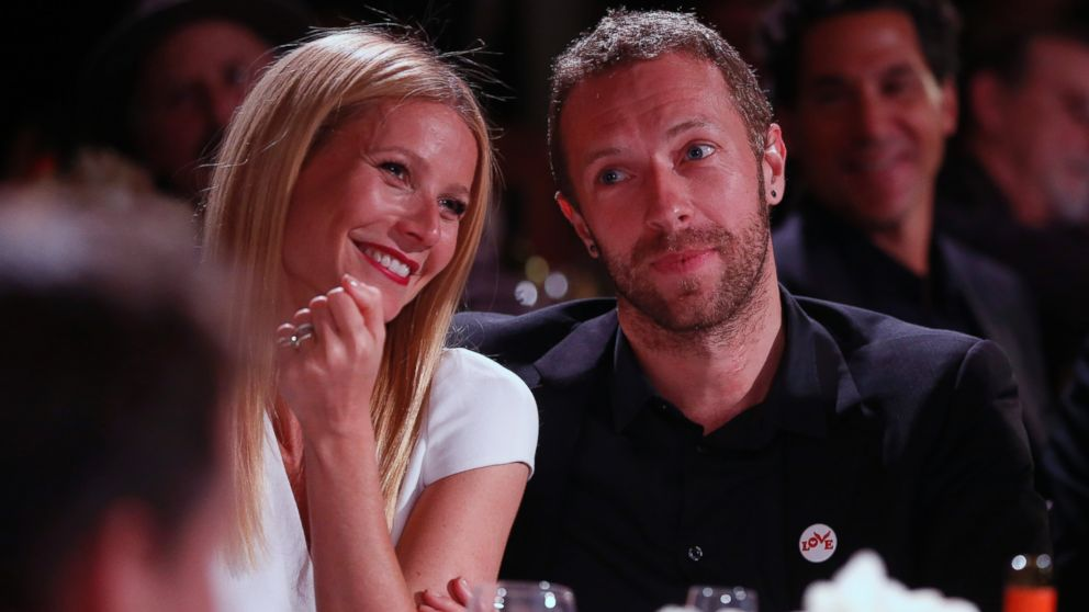 chris martin et gwyneth paltrow
