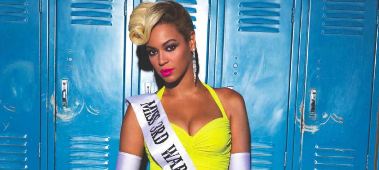 Beyoncé dans Pretty Hurt