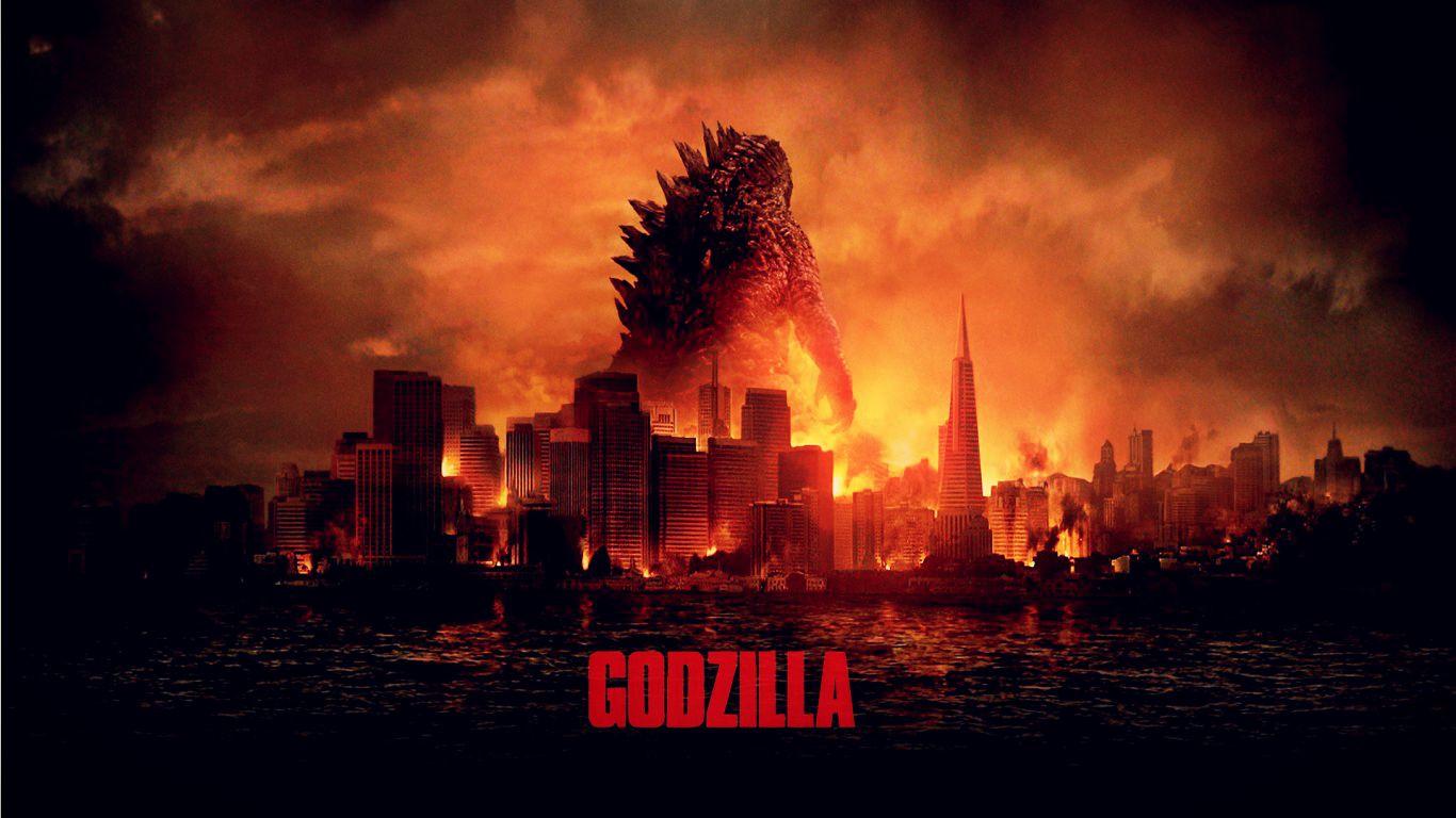 Godzilla le 14 mai 2014
