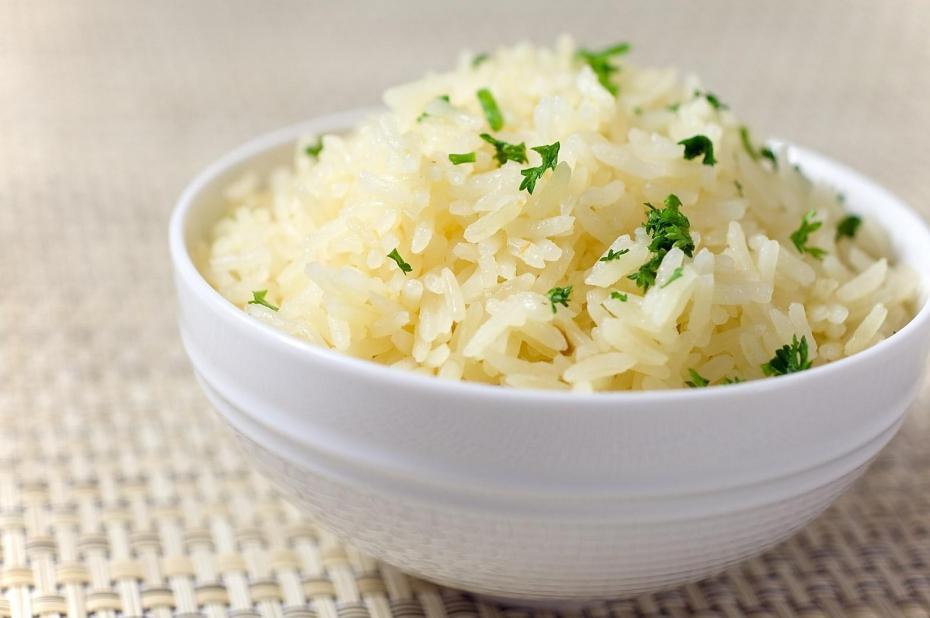 La consommation de riz est bénéfique pour la santé