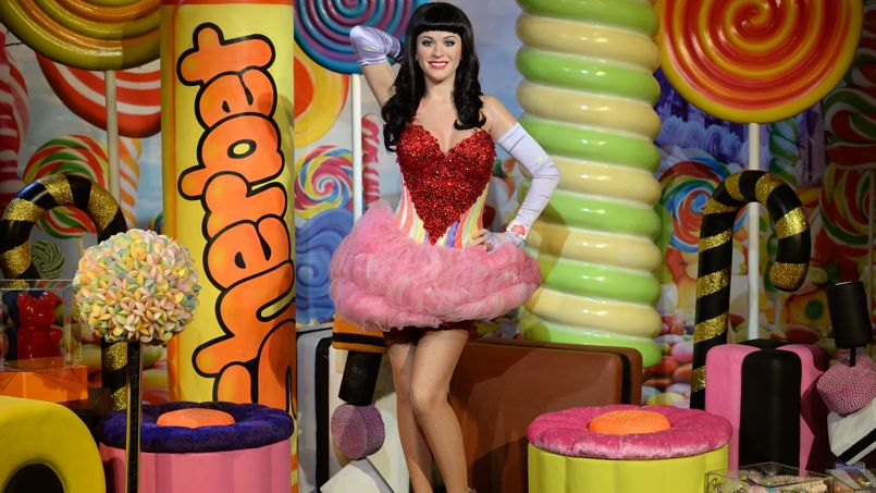 La-septième-Katy-Perry-de-cire