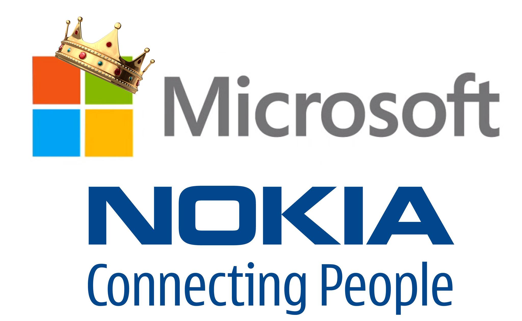Microsoft a acquis la division téléphones et services de Nokia