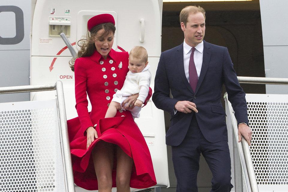 Premier-voyage-officiel-du-prince-George
