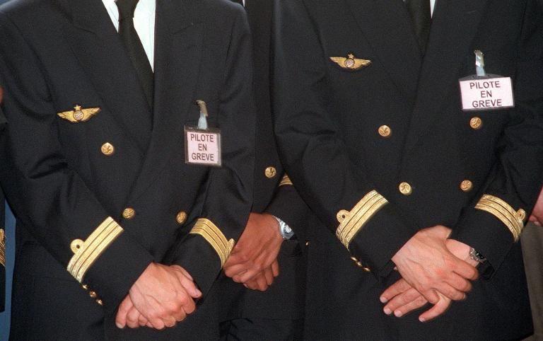 La grève des pilotes a été annulée