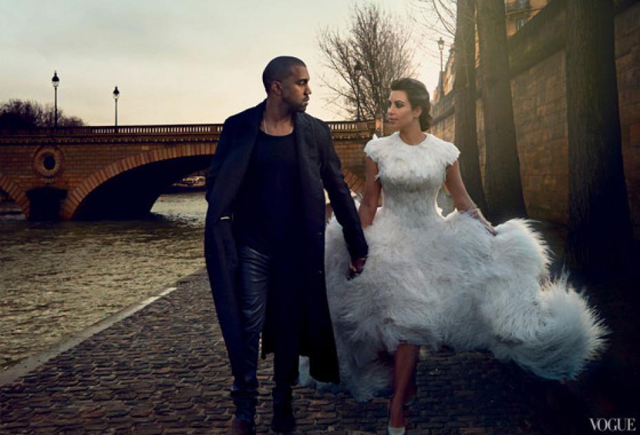 Mariage de Kim et Kanye
