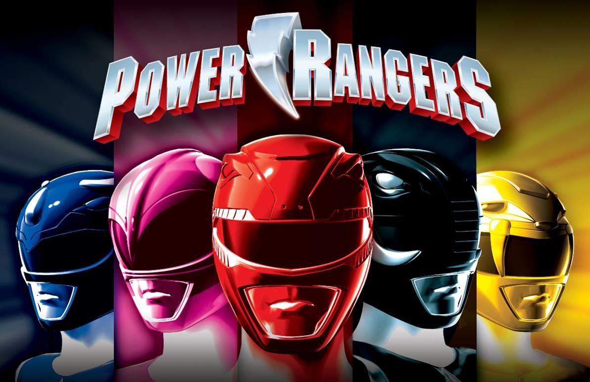 Power rangers pour la troisième fois en film