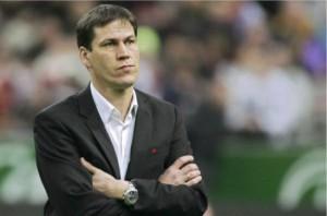Rudi Garcia prolonge son contrat au AS Rome jusqu'à 2018