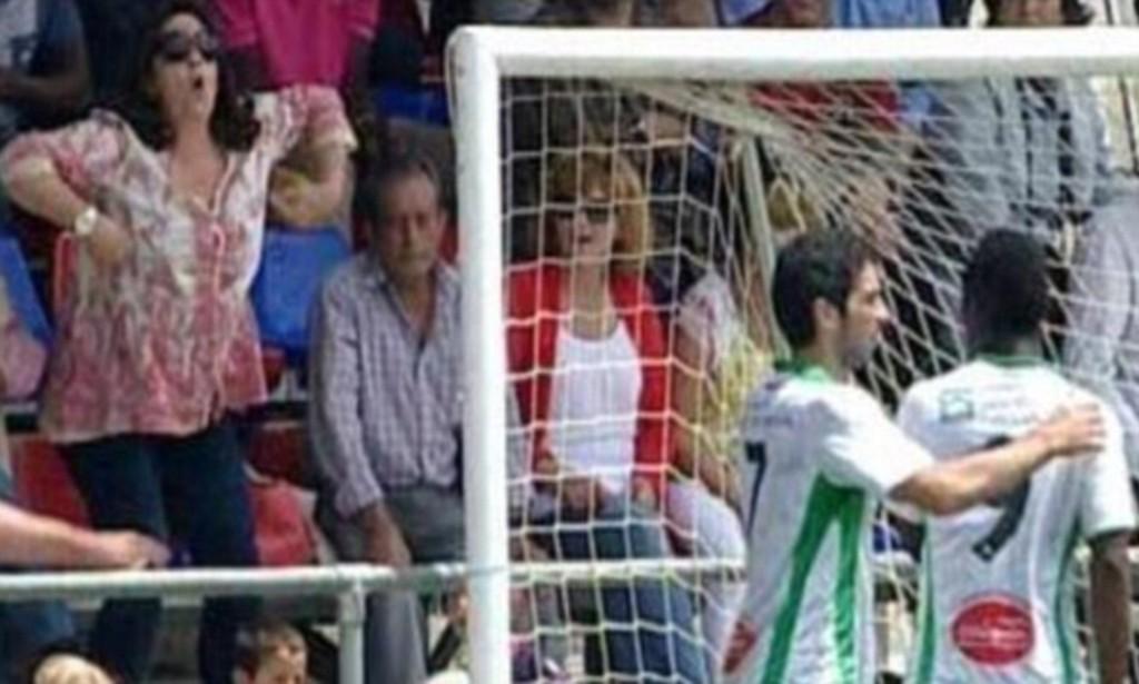Une spectatrice virée par Barcelone pour son geste