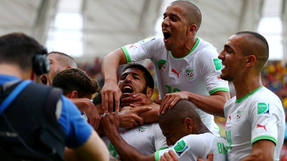 Match Allemagne Algérie en direct live streaming