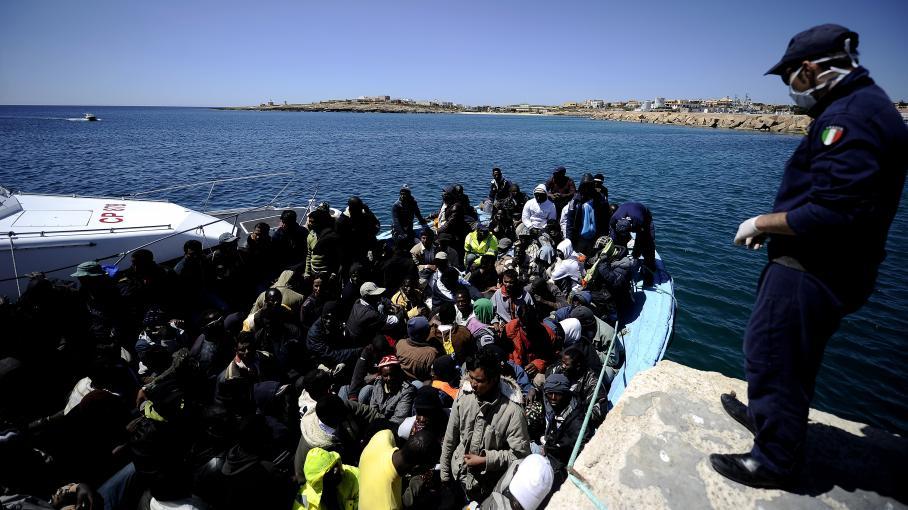 1600 migrants et réfugiés ont été sauvés ces deux jours