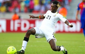 Gyan - Match Ghana Vs USA