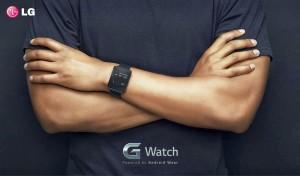 La G-Watch a été dévoilée