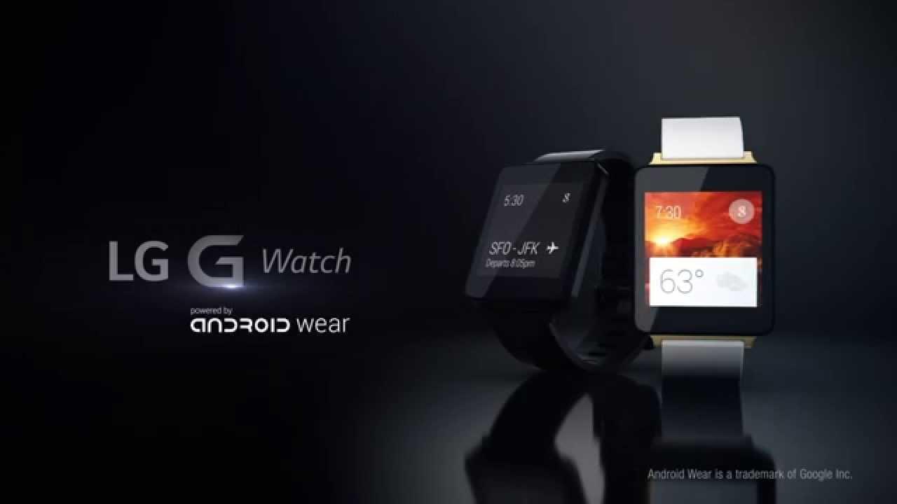 La G-Watch
