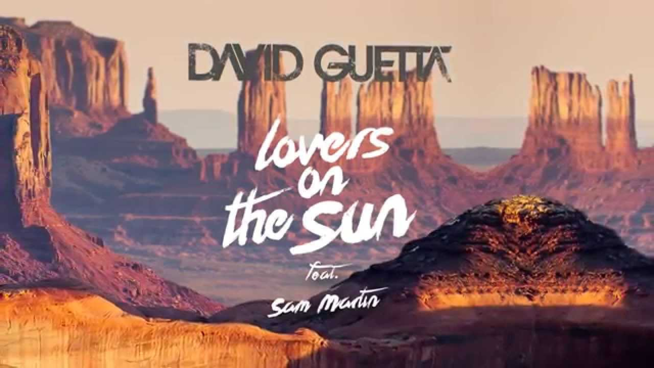 Le nouveau single de David Guetta avec Sam Martin