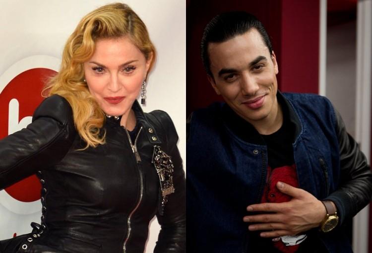 Madonna et Taenzer Timor Steffens