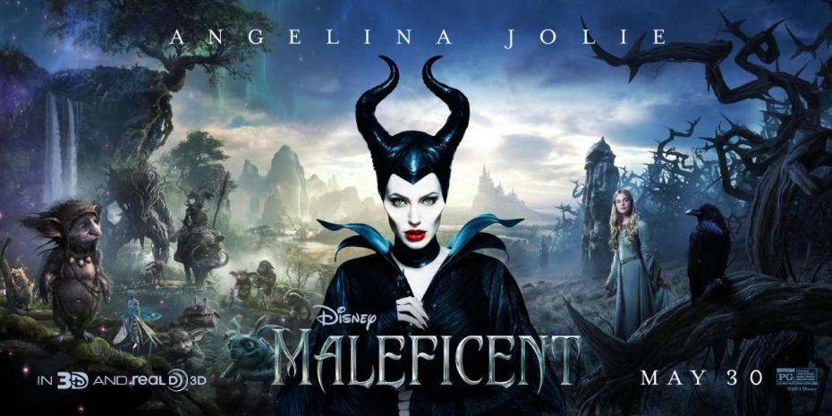 Maléfique avec Angelina Jolie