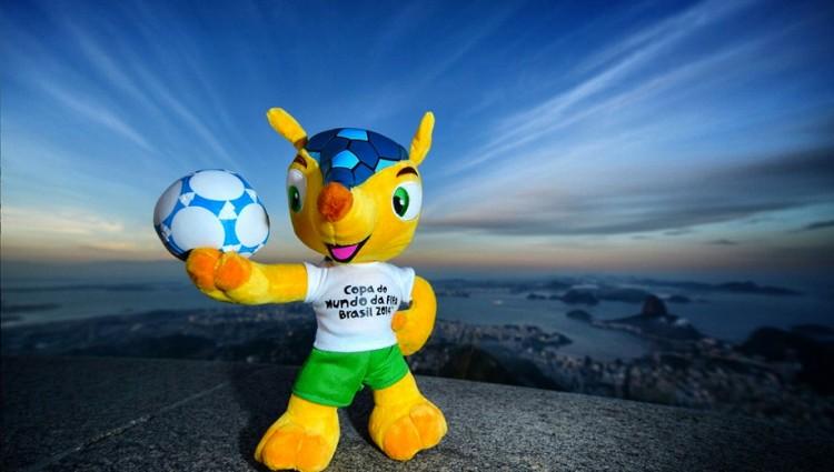Mascotte de la Coupe du Monde 2014
