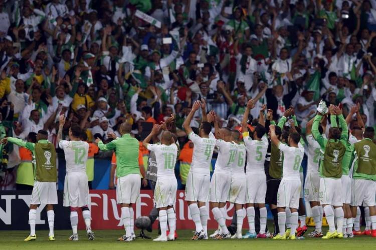 Match Algérie Russie en direct live et streaming sur Internet