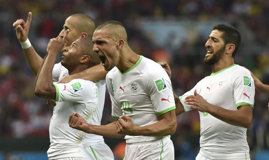 Match Algérie Russie en direct live et streaming sur Internet