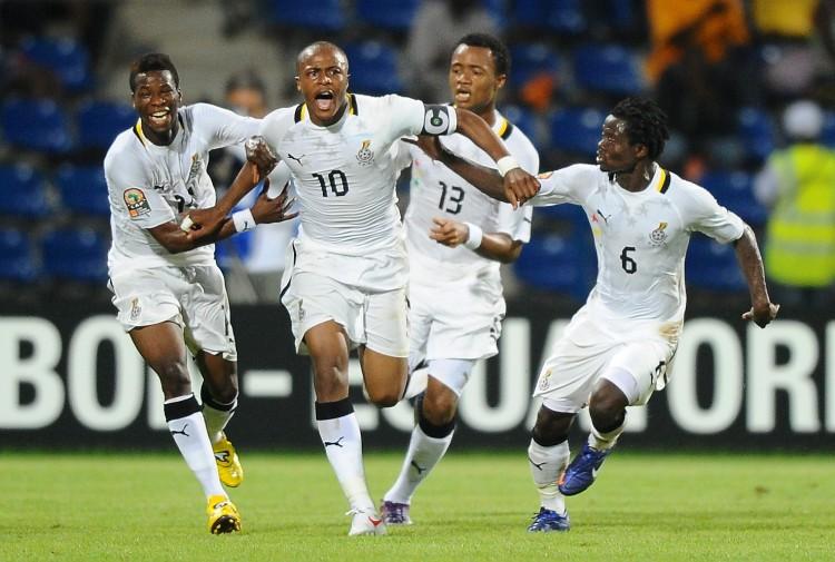 Match Ghana - Guinée en direct et streaming live