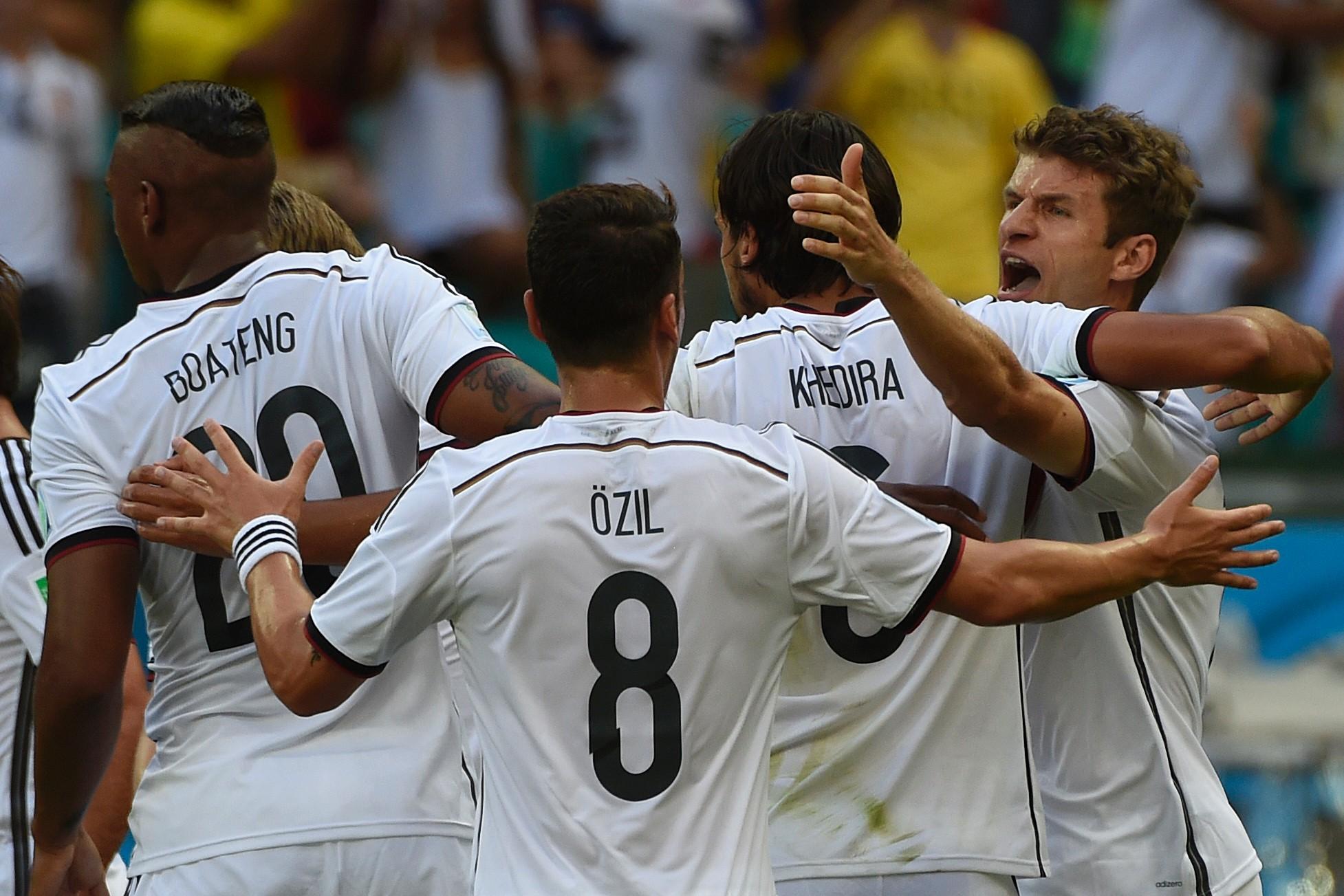 Match Allemagne Ghana en direct et streaming live