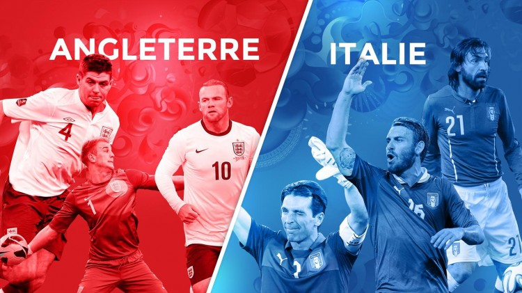 Match Angleterre Italie en direct et live streaming