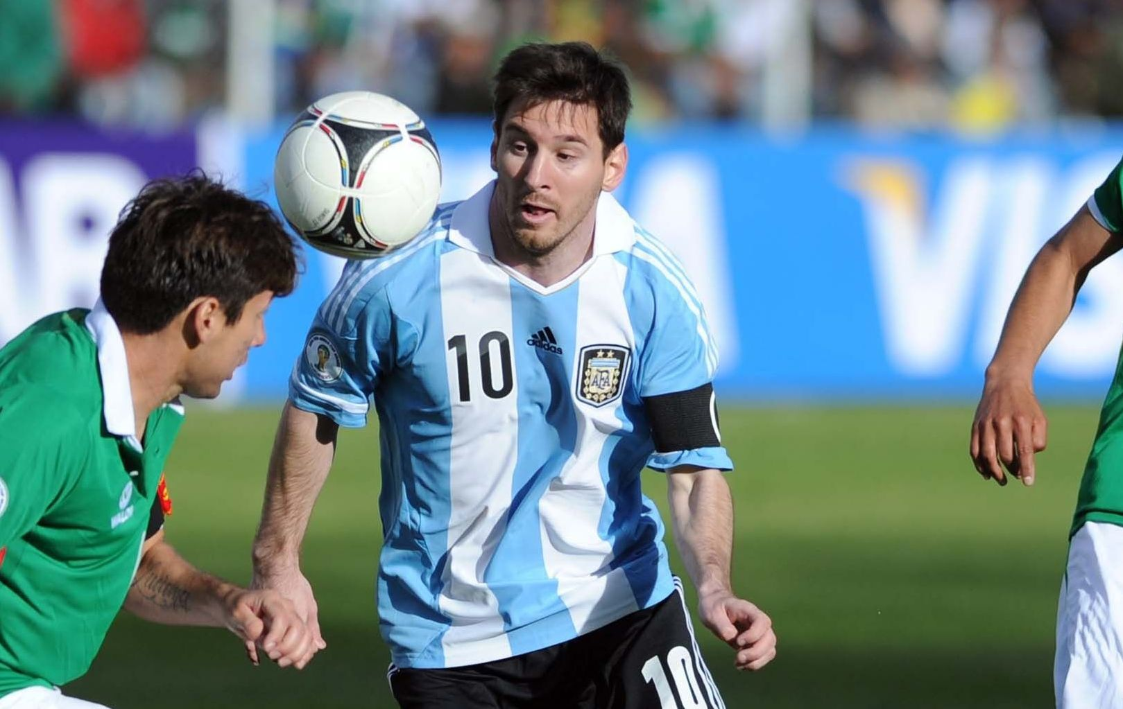 Match Argentine Vs Bosnie-Herzégovine en direct et streaming - Lionel Messi