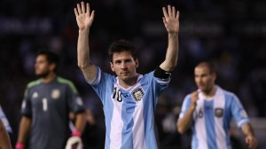 Match Argentine Vs Bosnie-Herzégovine en direct et streaming - Lionel Messi